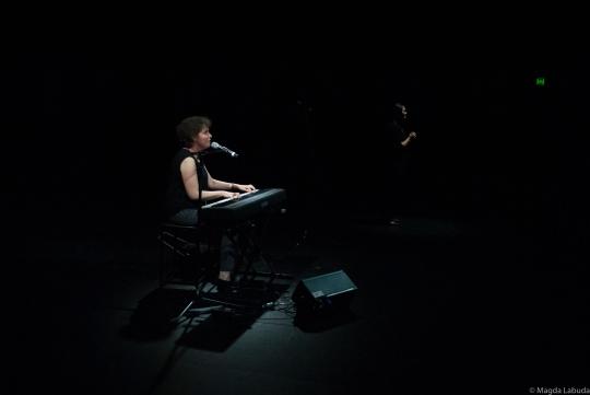 Emma Performing